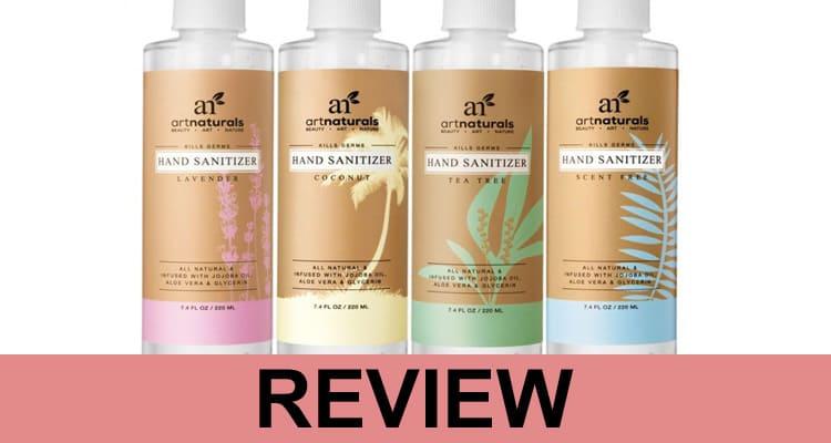 Artnaturals Hand Sanitizer Reviews 2020