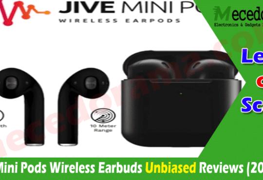 Jive Mini Pods Wireless Earbuds Review dodbuzz 2021