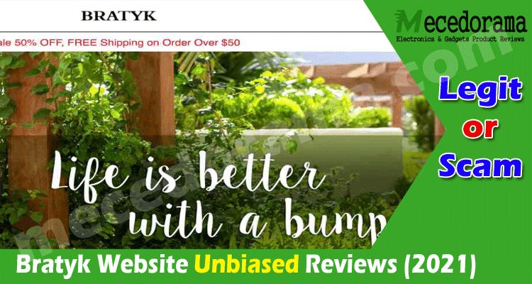 Bratyk Website Reviews [April] Is it a Scam or Legit