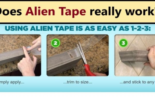 Does Alien Tape Really Work [APRIL] READ Reviews