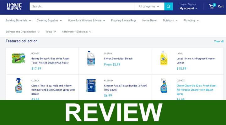 Homesupply com Reviews 2020