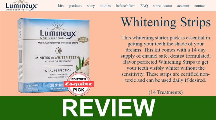 Lumineux Teeth Whitening Reviews Is Good Or Not