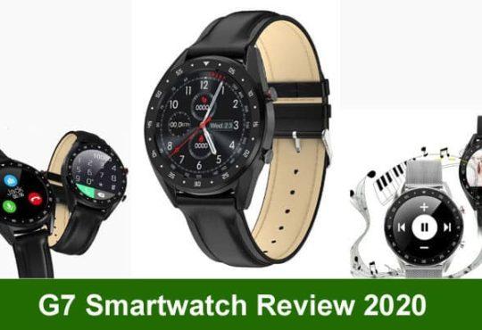 g7 Smartwatch Reviews 2020 Mecedroma