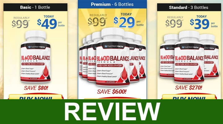 Blood Balance Dr Oz Reviews 2020