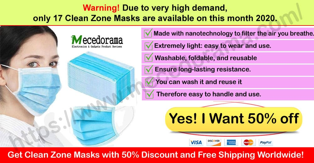 Clean Zone Masks Where to Buy