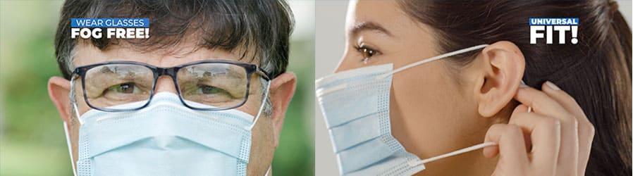 Clean Zone Masks