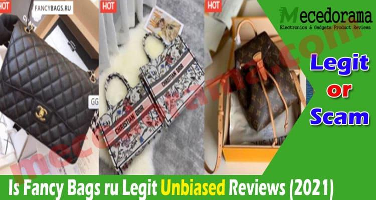 Is Fancy Bags ru Legit [July] Is It Scam or Not