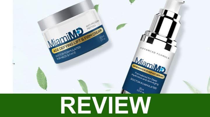 Miami MD Skin Cream Reviews 2020