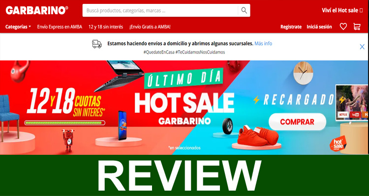 Garbarino Hot Sale 2020