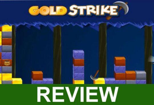 Gold Strike Jeux com 2020