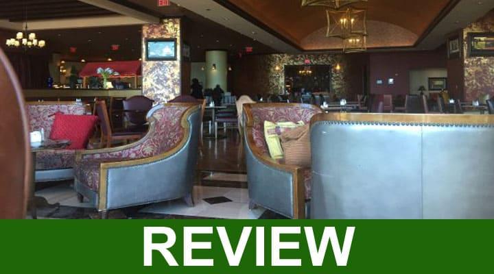Harrahs AC Diamond Lounge Food Review 2020