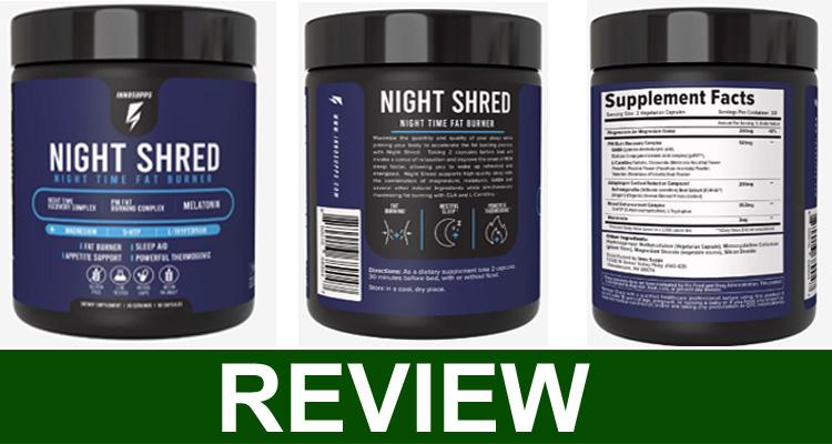 Is Night Shred Legit