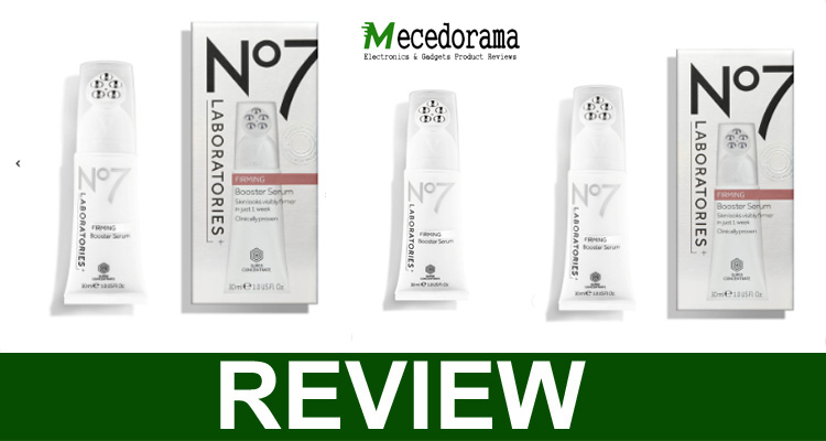 Is No 7 Firming Booster Serum Legit (July 2020) A Review!