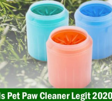 Is Pet Paw Cleaner Legit 2020