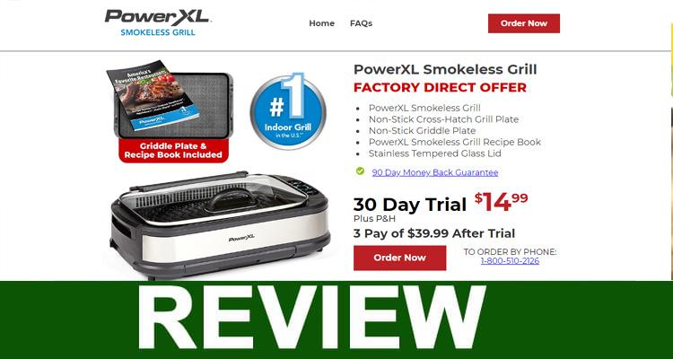 Is Powerxl Smokeless Grill Legit