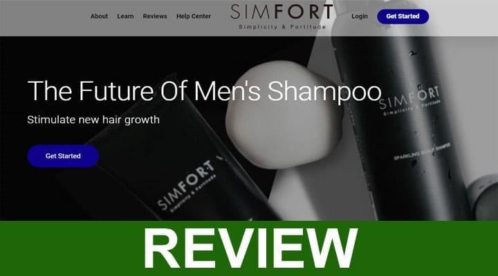Is Simfort Shampoo Legit 2020