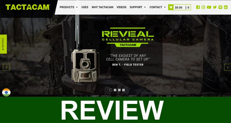 Is Tactacam Reveal Legit {July} Get Best Reviews Here!