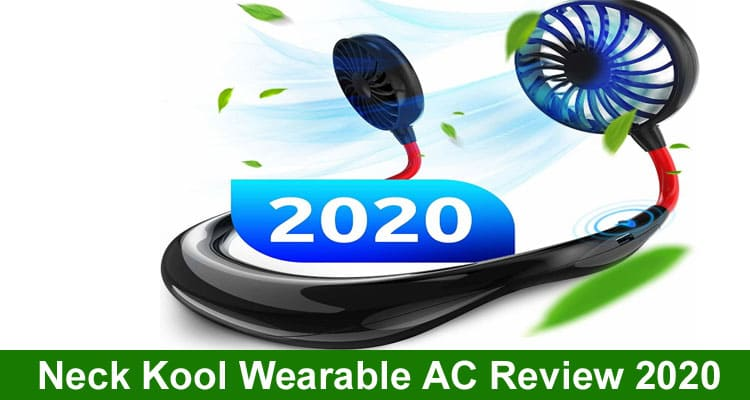 Neck Kool Wearable AC Reviews 2020