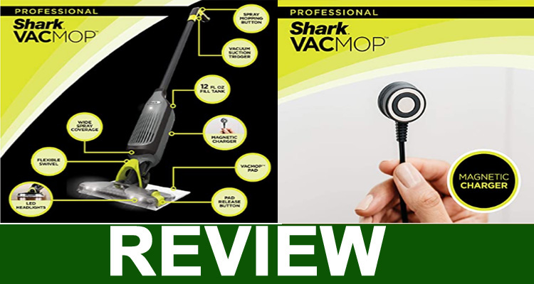 Shark Vacmop Review