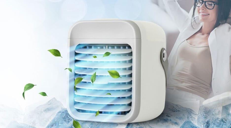 Blaux Portable AC Mece