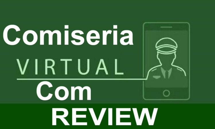 Comiseria Virtual.com 2020