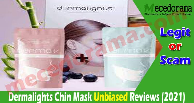 Dermalights Chin Mask Reviews (August) Worth The Money