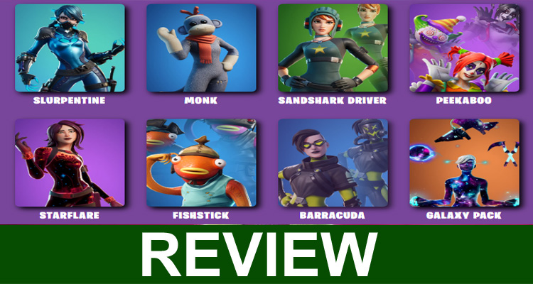 Fortnitefreeskins.me Reviews