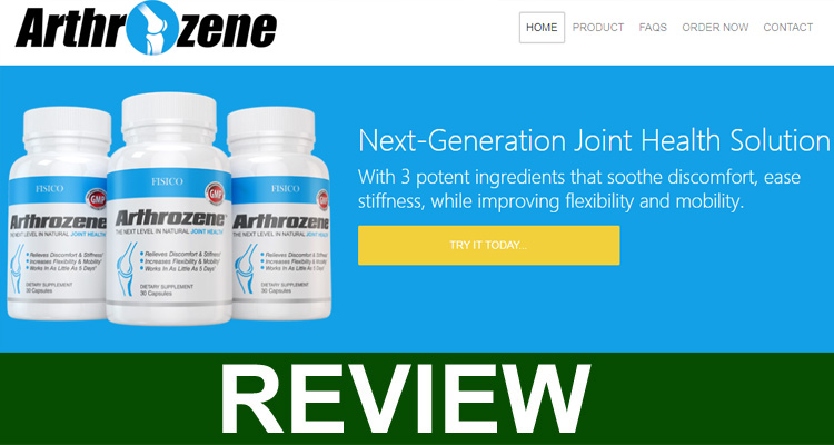 Is Arthrozene Scam or Legit