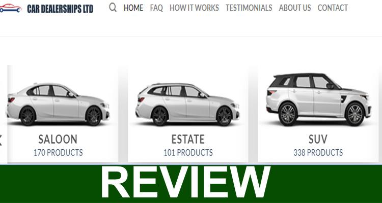 Is Car Dealerships Ltd Legit