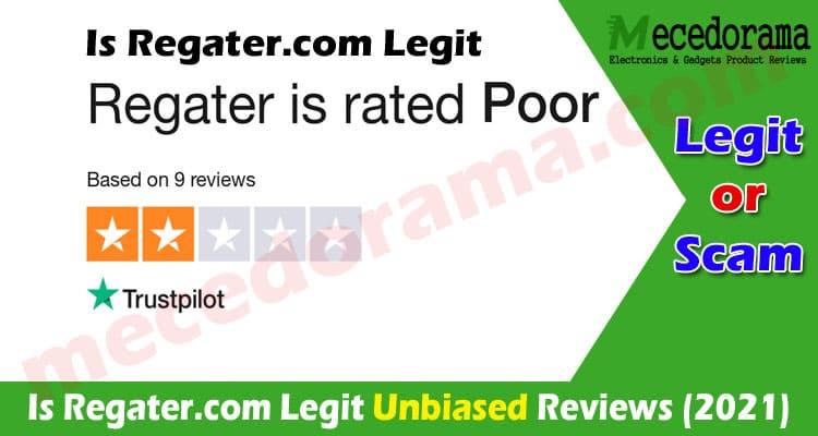 Is Regater.com Legit 2021.