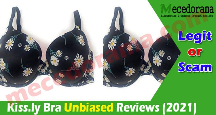 Kiss.ly Bra Reviews {Sept 2020} Buy After Reading It!