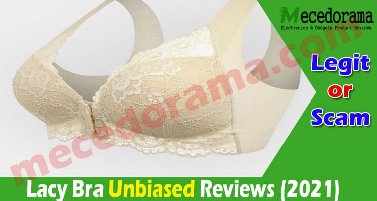 Lacy Bra Reviews {Feb 2021} - Should You Use It