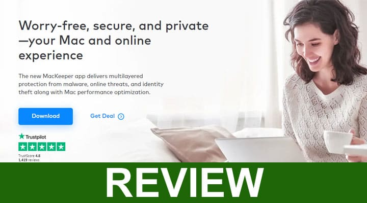 Mackeeper Review 2020