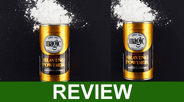 Magic Shaving Powder Review 2020