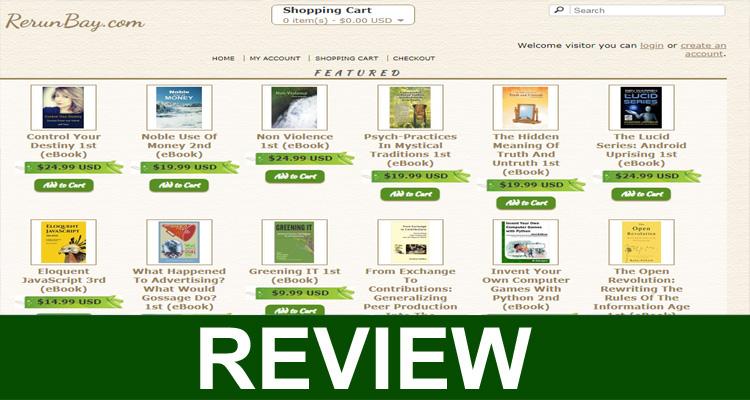 Rerunbay com Reviews