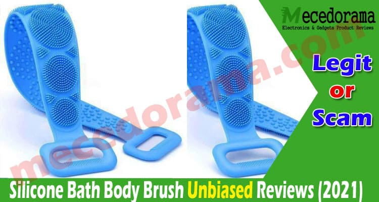 Silicone Bath Body Brush Reviews [August] Safe Deal!