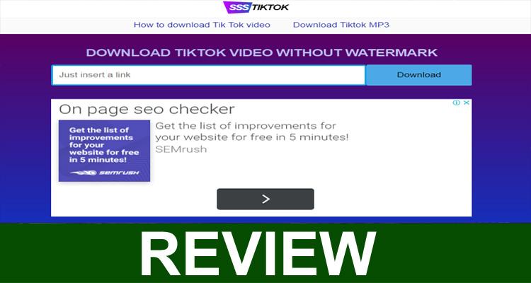 Ssstiktok.com