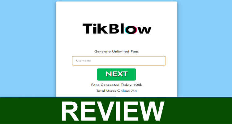 Tikblow Review