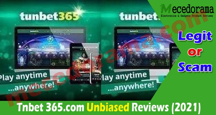 Tnbet 365.com (Jan 2021) Review The Benefits Of This Site