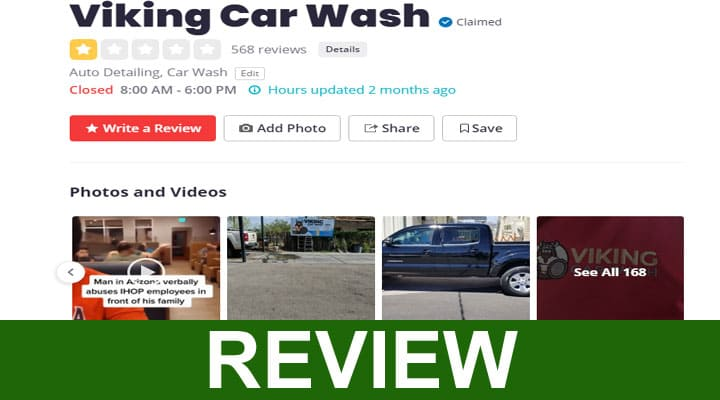 Viking Car Wash Tucson Arizona Reviews 2020