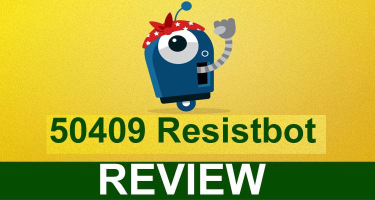 50409 Resistbot