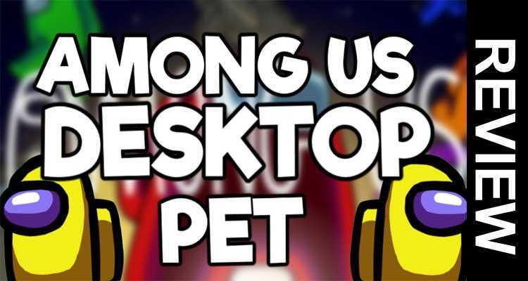 Among Us Desktop Pets