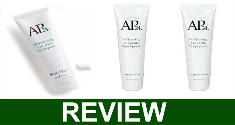Ap 24 Toothpaste Review 2020.