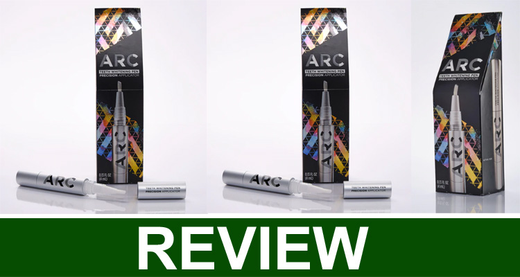 Arc Whitening Pen Reviews