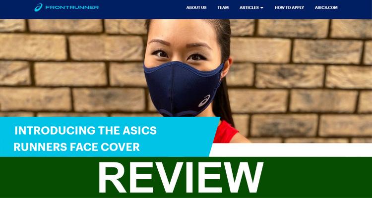 Asics Frontrunner Mask