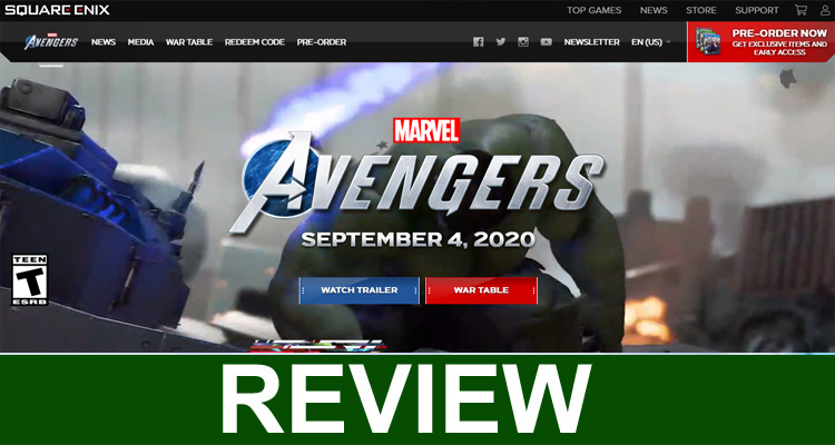 Avengers Game Reviews 2020