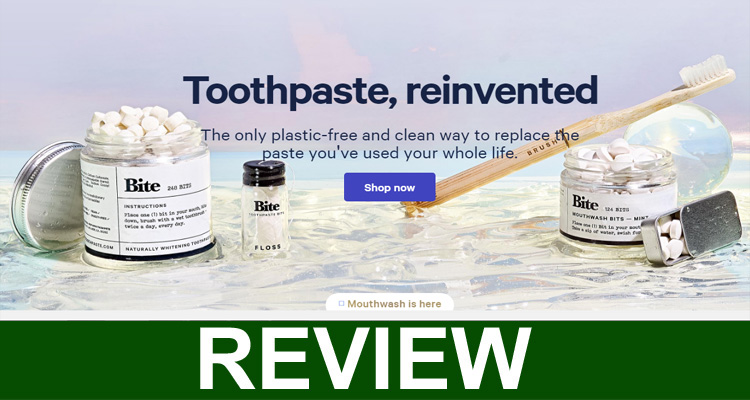 Bite Toothpaste Review