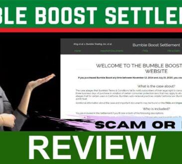 Bumble Boost Settlement 2020