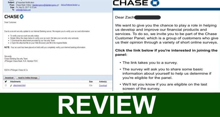 Chase Text Scam