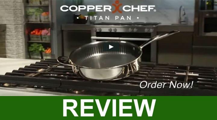 Copper Chef Titan Pan Reviews 2020